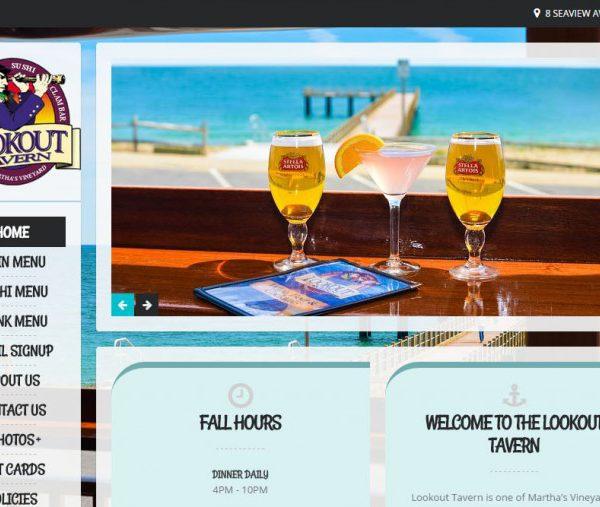 Hospitality Websites
